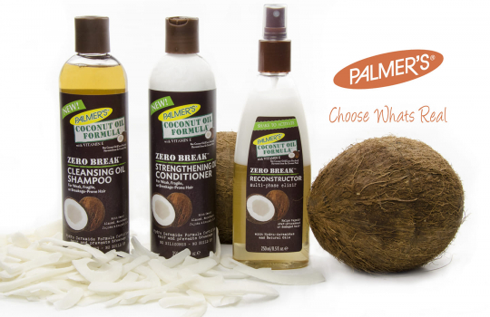Palmers Hair Review